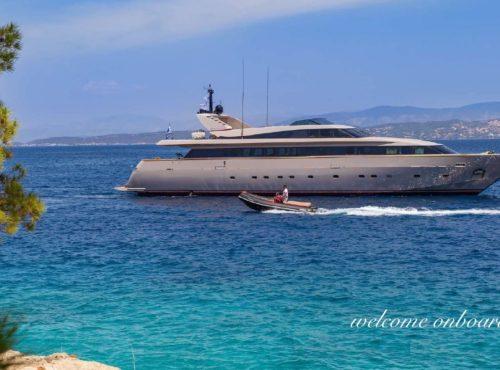 """Baglietto 120″ Super Yacht """"D"""""""