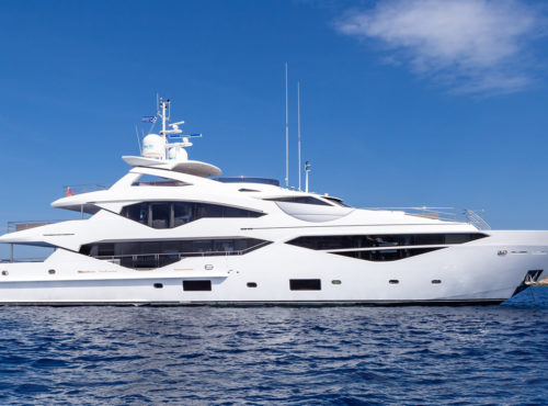 Sunseeker 131″ Superyacht