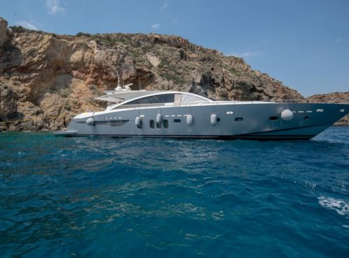 Mouach 95″ Superyacht