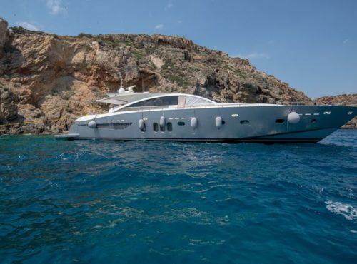 Mouach 95″ Superyacht